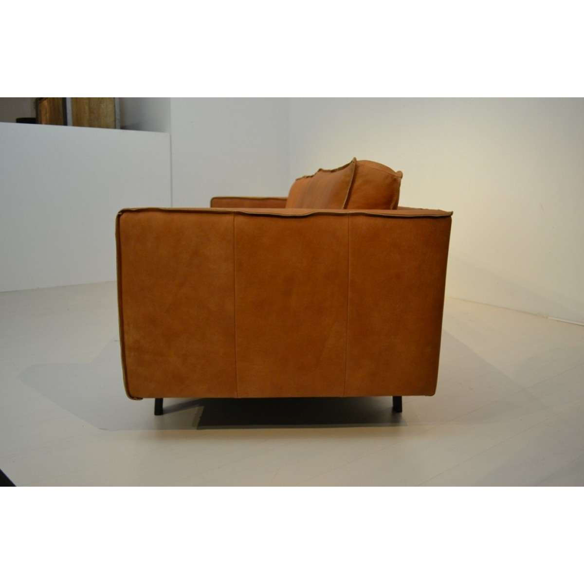 boris-havana-design-bank-5-zits-leer-cognac-walnut