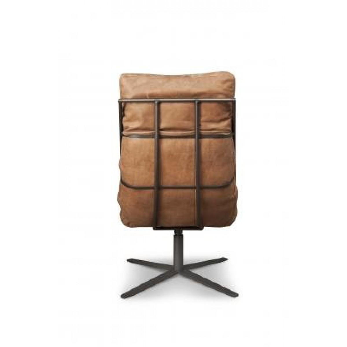 draaifauteuil-brutus-metaalframe-zitkussen-leer-het-anker-miltonhouse-achterkant