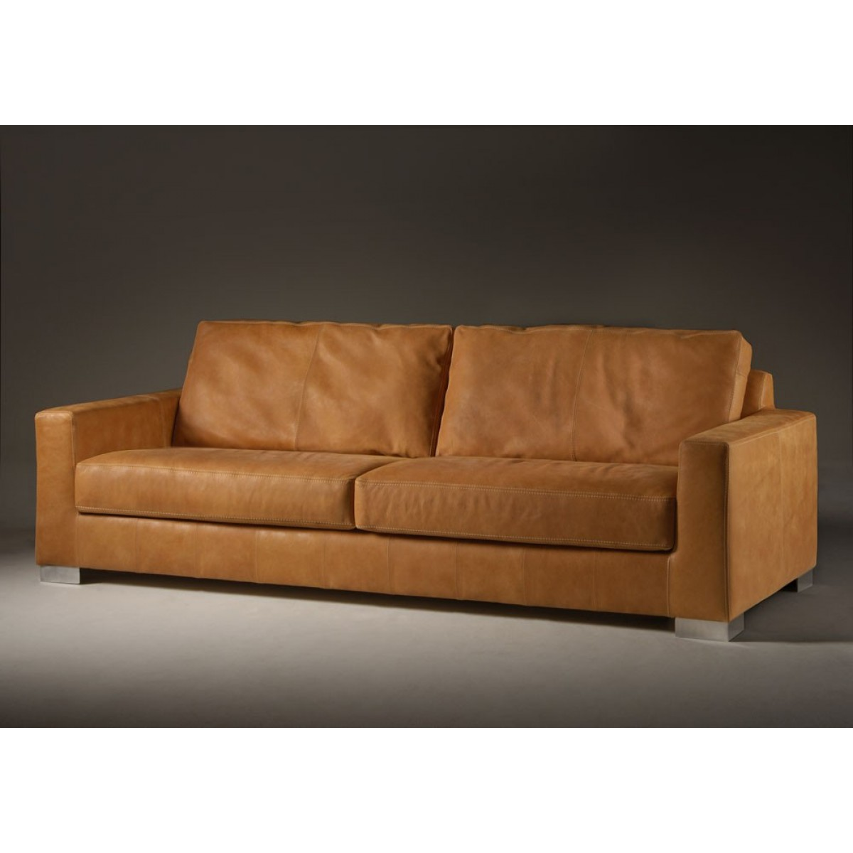 eldorado sofa robusten ledersofa i live design. Black Bedroom Furniture Sets. Home Design Ideas