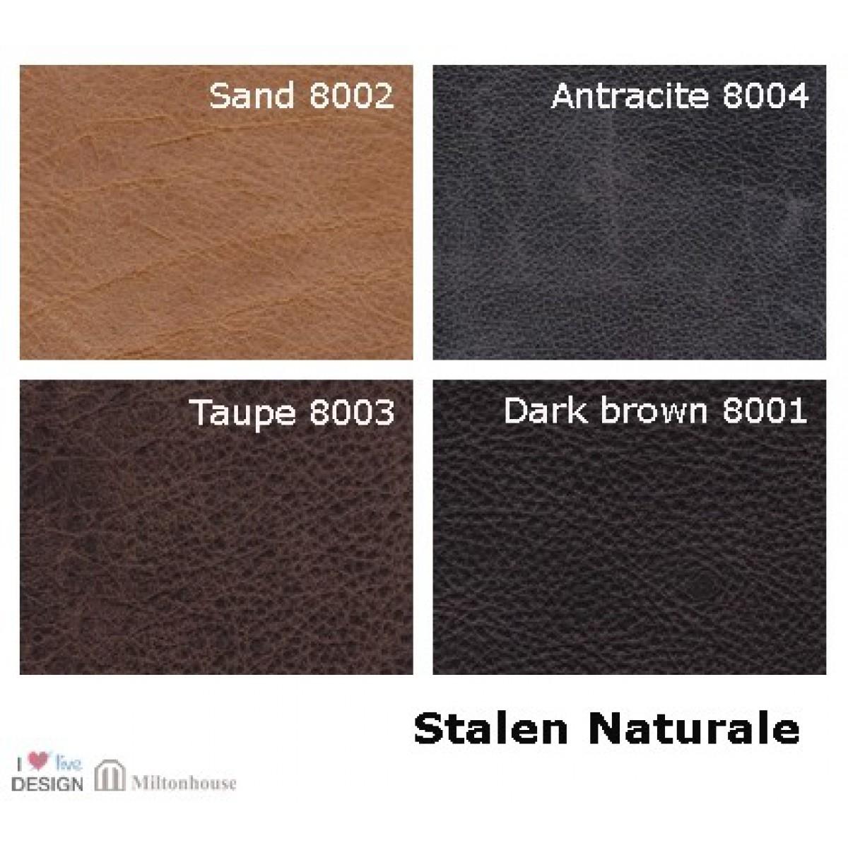 Leder_stalen_naturale