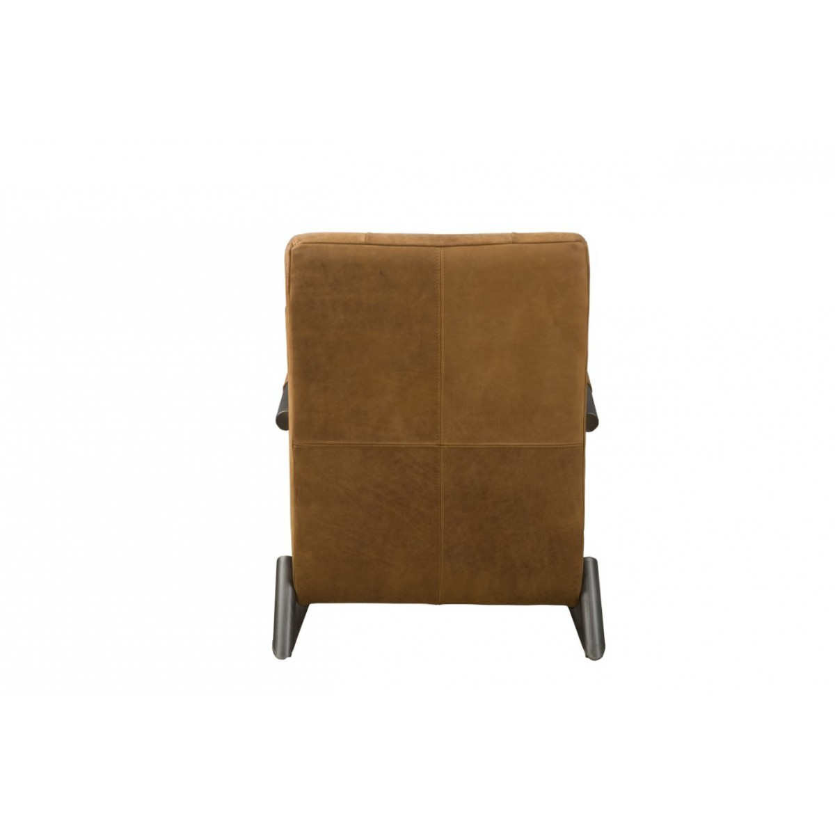 barn-coffeechair-fauteuil-vintage-leer-rust-lm0016-achterzijde