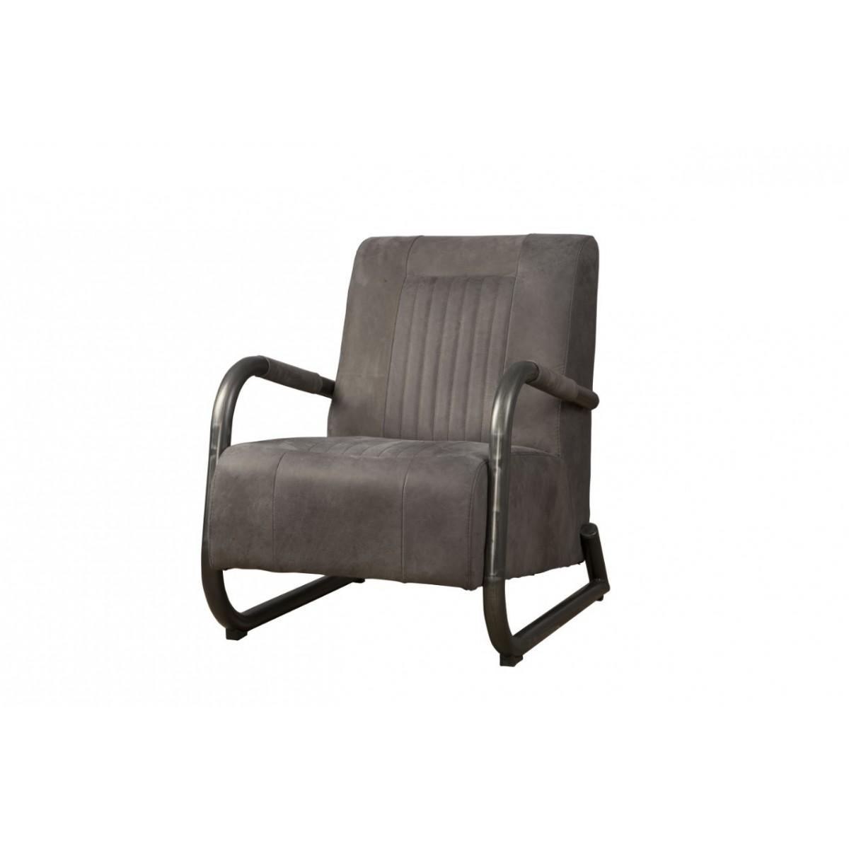barn-coffeechair-fauteuil-vintage-leer-stone-lm0017
