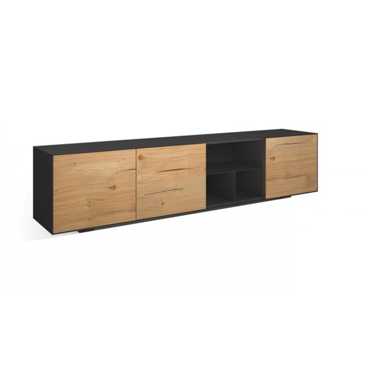 lowboard-tv-dressoir-brooklyn-mintjens-eiken-zwart-metaal-plint-BR6_S2-miltonhouse