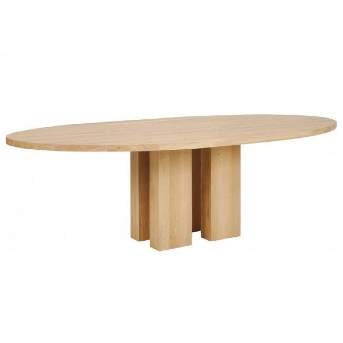 Oval Esstisch Eiche I Live Design Preisgunstig Online Moebel Kaufen