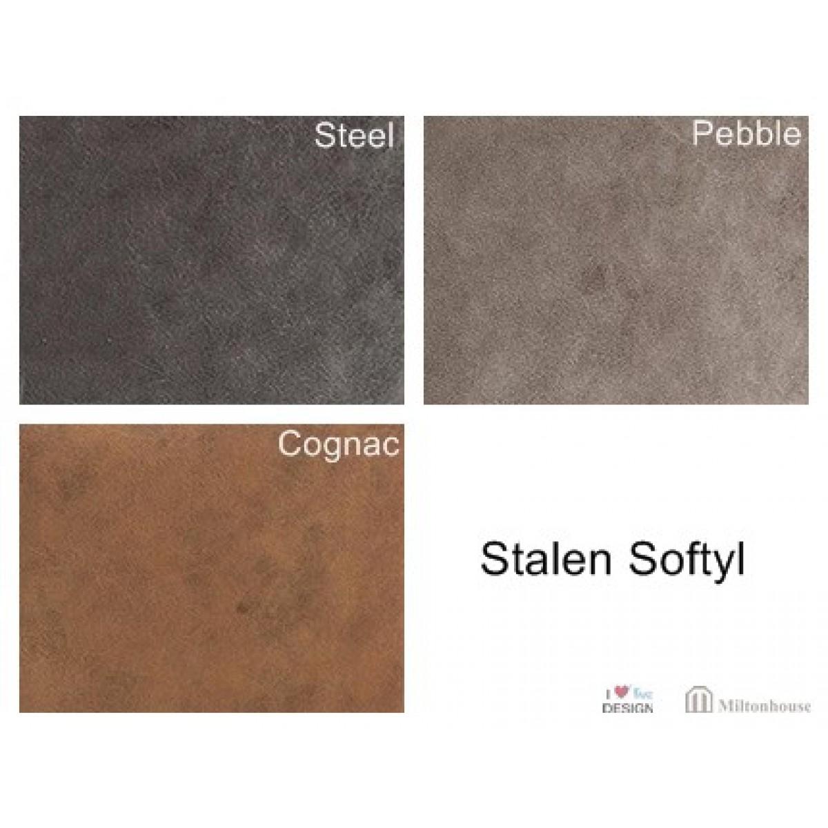 stalen_stof_softyl_cognac_steel_pebble