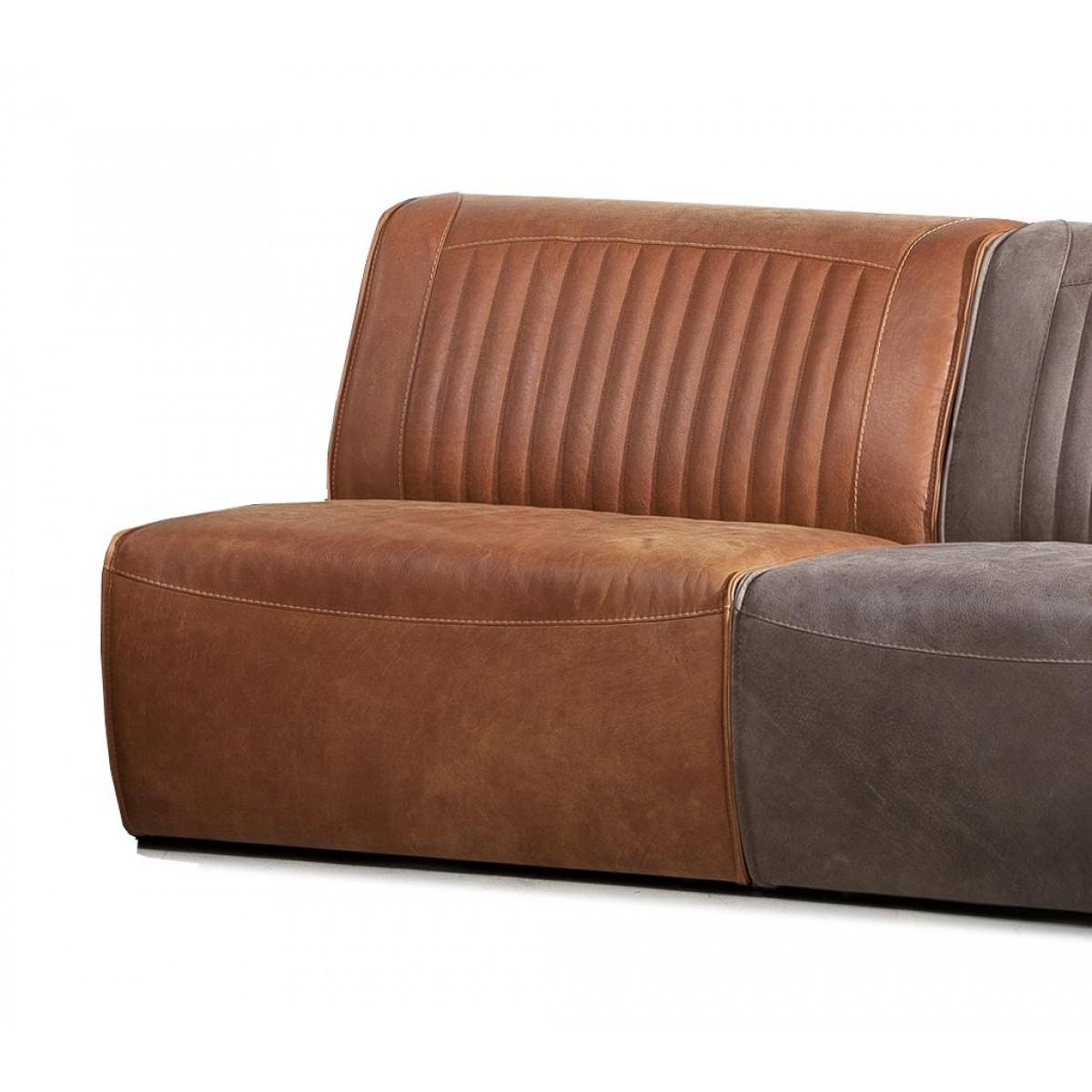Adorable Sofa Ohne Lehne Reference Of Startseite; Vision Element Lehnen Leder. Vision-valor-hoek-elementen-bank-leer-leder-cowboy-
