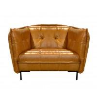 1_zits_fauteuil_loveseat_slimm_jim_patch_work_leder_leer_da_silva_tabacco_cognac_tom_club_easy_sofa