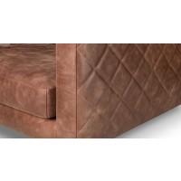 aragon-design-bank-retro-bankstel-ruitmotief-carré-stiksel-hetanker-detail-stiksel