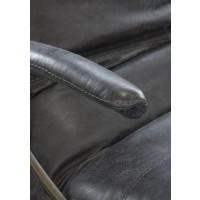draaifauteuil-tiberius-metaalframe-zitkussen-leer-het-anker-miltonhouse-voorzijde