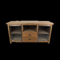 tv-meubel-dingklik-teakhout-metaal-glas-KA-TD160D.