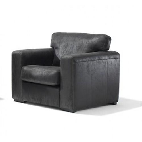 fauteuil_casablanca_vintage_leder_gazelle_antraciet