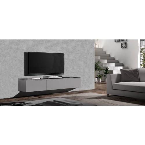 Hängend TV lowboard Float 166 cm  I Live Design ...