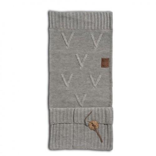 Knit Factory Pocket Aran
