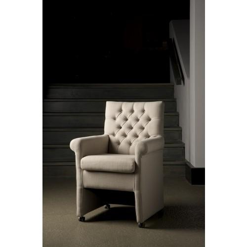 lens stuhl auf rollen i live design preisg nstig online moebel kaufen. Black Bedroom Furniture Sets. Home Design Ideas