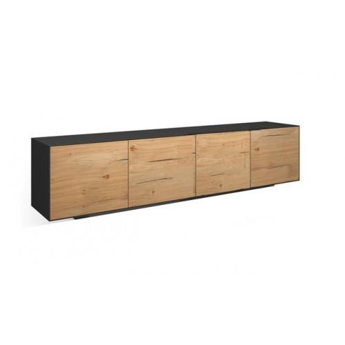 lowboard-tv-dressoir-brooklyn-mintjens-eiken-zwart-metaal-plint-BR16_S2-miltonhouse