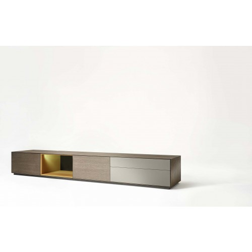 Tv lowboard led verlichting  Brooklyn TV moebel 182 cm | I Live Design Preisgünstig online Moebel ...