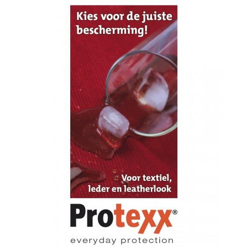 Protexx protector 1 zitplaats, Textiel 3 jaar service (alléén in comb. met nieuwe bank aangekocht bij Miltonhouse/I Live Design)