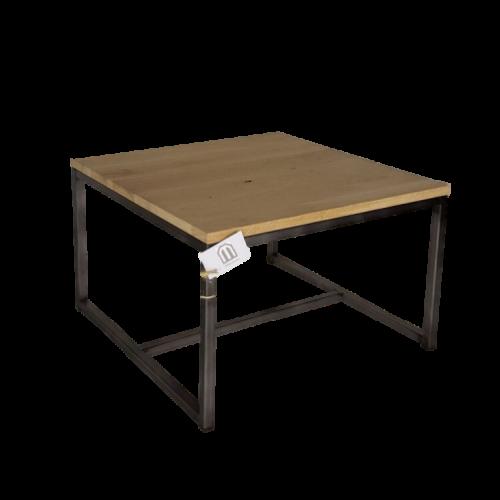 salontafel-vierkant-metaalframe-eiken-blad-60x60-cm-gerookt