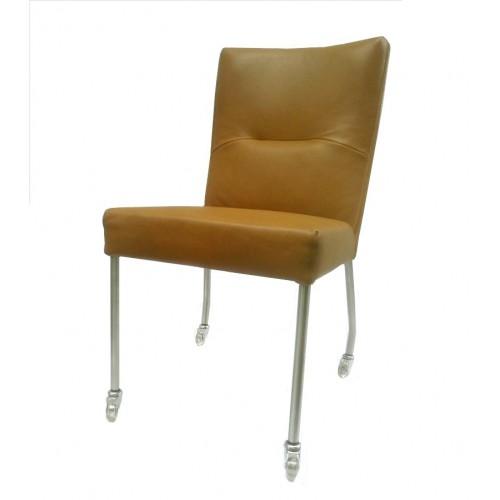 silver_eetkamerstoel_stoel_op_wielen_he_design_leer