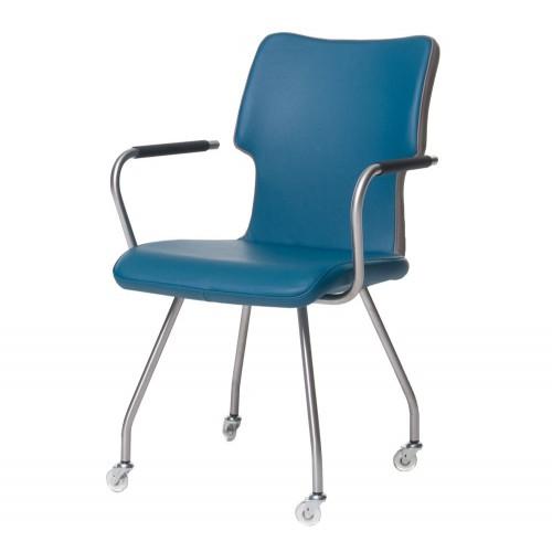 summer-stuhl-armlehnen-auf-rollen-leder