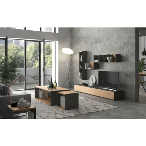 Brooklyn TV moebel 242 cm | I Live Design Preisgünstig online Moebel ...