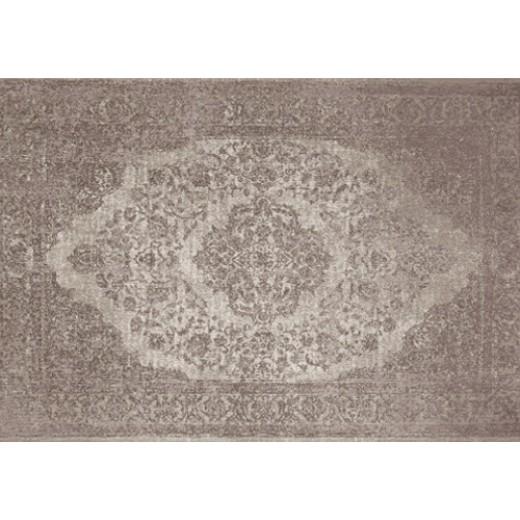 Oriental karpet - Taupe